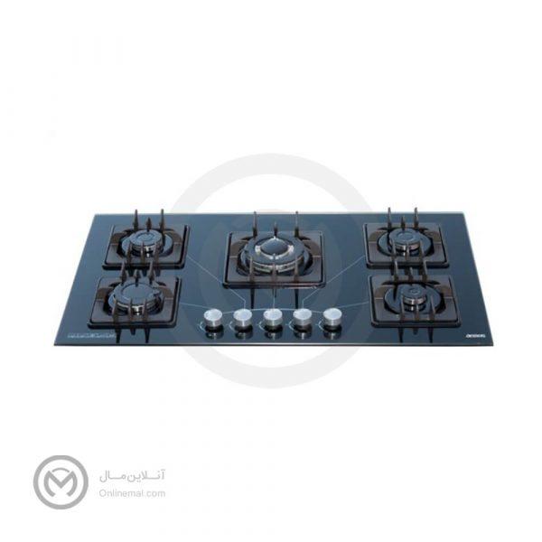 اجاق گاز صفحه ای آراز مدل pk-5